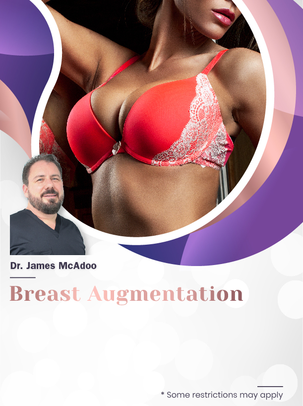 Breast Augmentation with Dr. McAdoo for $4,000 Special Image