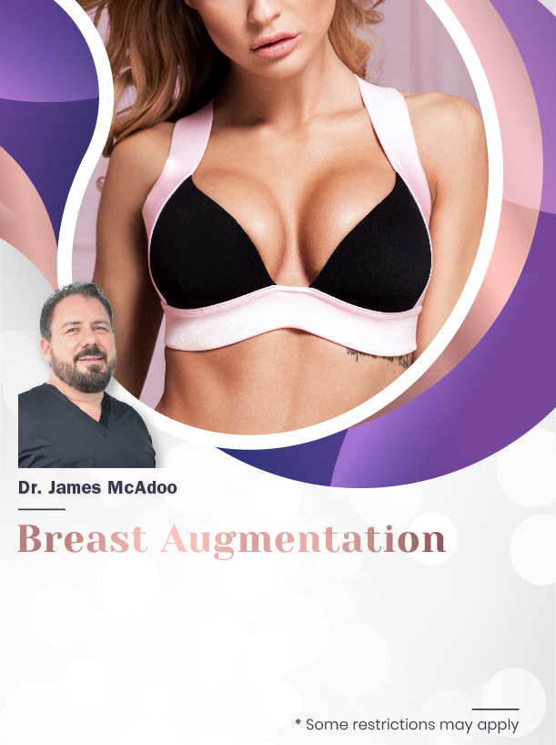 Breast Augmentation with Dr. McAdoo for $4,500 Special Image