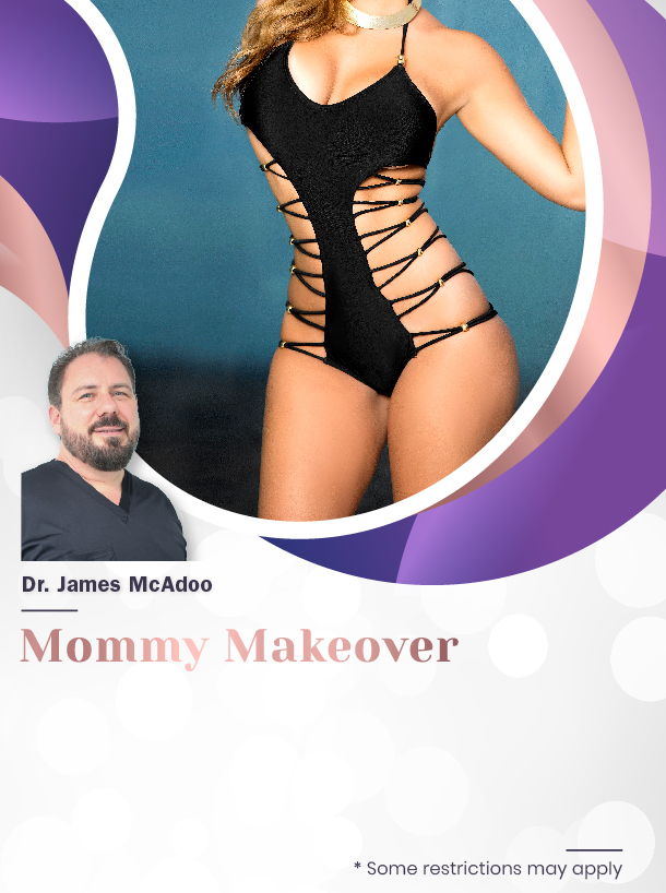 Mommy Makeover with Dr McAdoo for $7,000 Special Image
