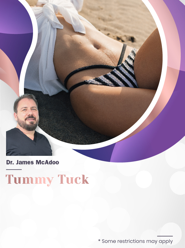 Tummy Tuck with Dr. McAdoo for $4,500 Special Image