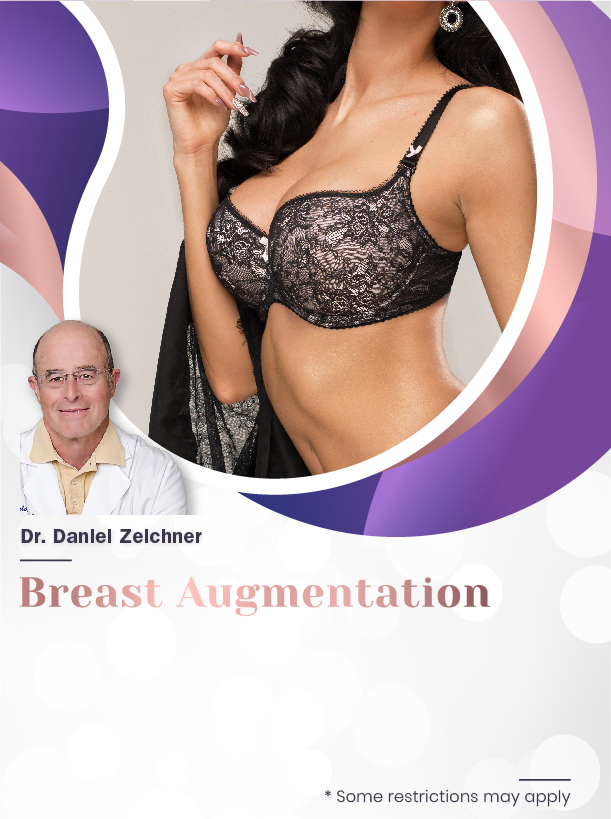 Breast Augmentation with Dr. Zeichner for $3,500 Special Image
